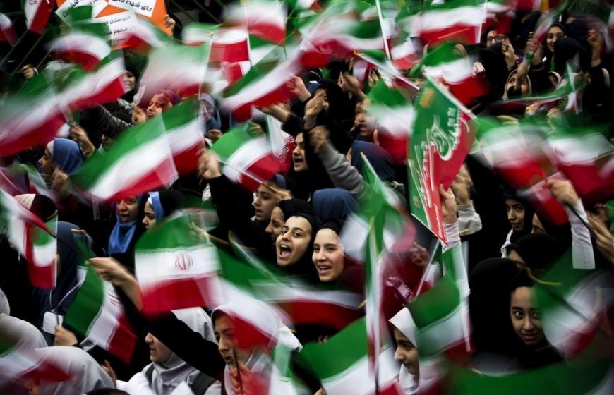 Iran manif revolution
