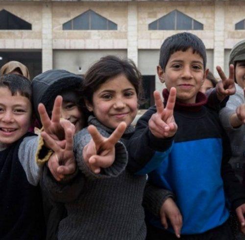 Syrie veut la paix
