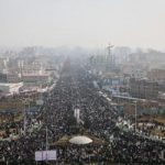 Iran manif Téhéran anniv révolution