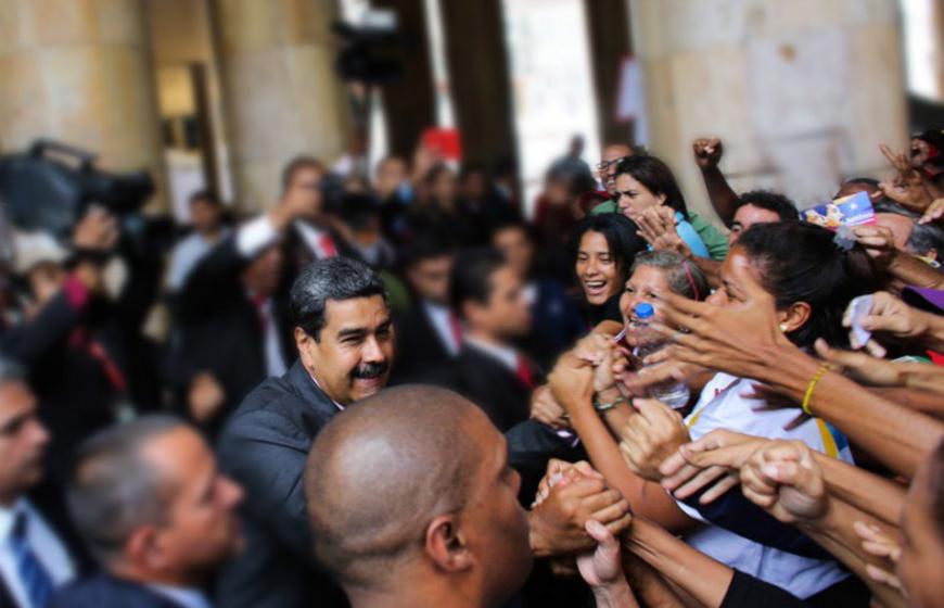 Venez Maduro gagne les élections