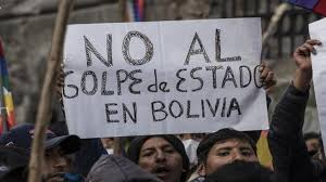 Golpe en Bolivia 1